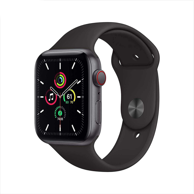 ساعت هوشمند اپل واچ سری SE مدل ۴۴mm Aluminum Case