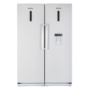 یخچال و فریزر دوقلو دیپوینت مدل D4i - pro