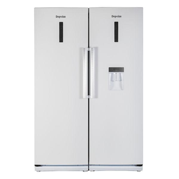 یخچال و فریزر دوقلو دیپوینت مدل D4i – pro