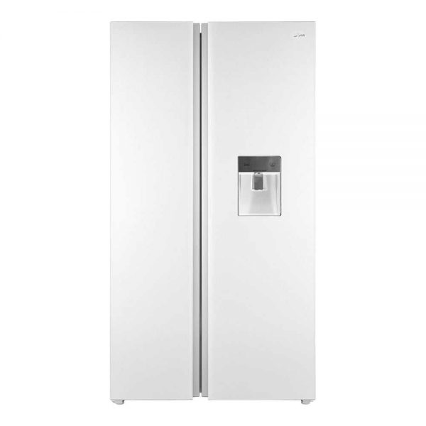 Gplus GSS-K723W Side By Side Refrigerator
