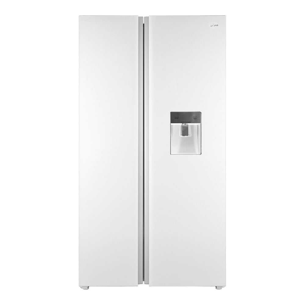 یخچال و فریزر ساید بای ساید جی پلاس مدل GSS-K723W