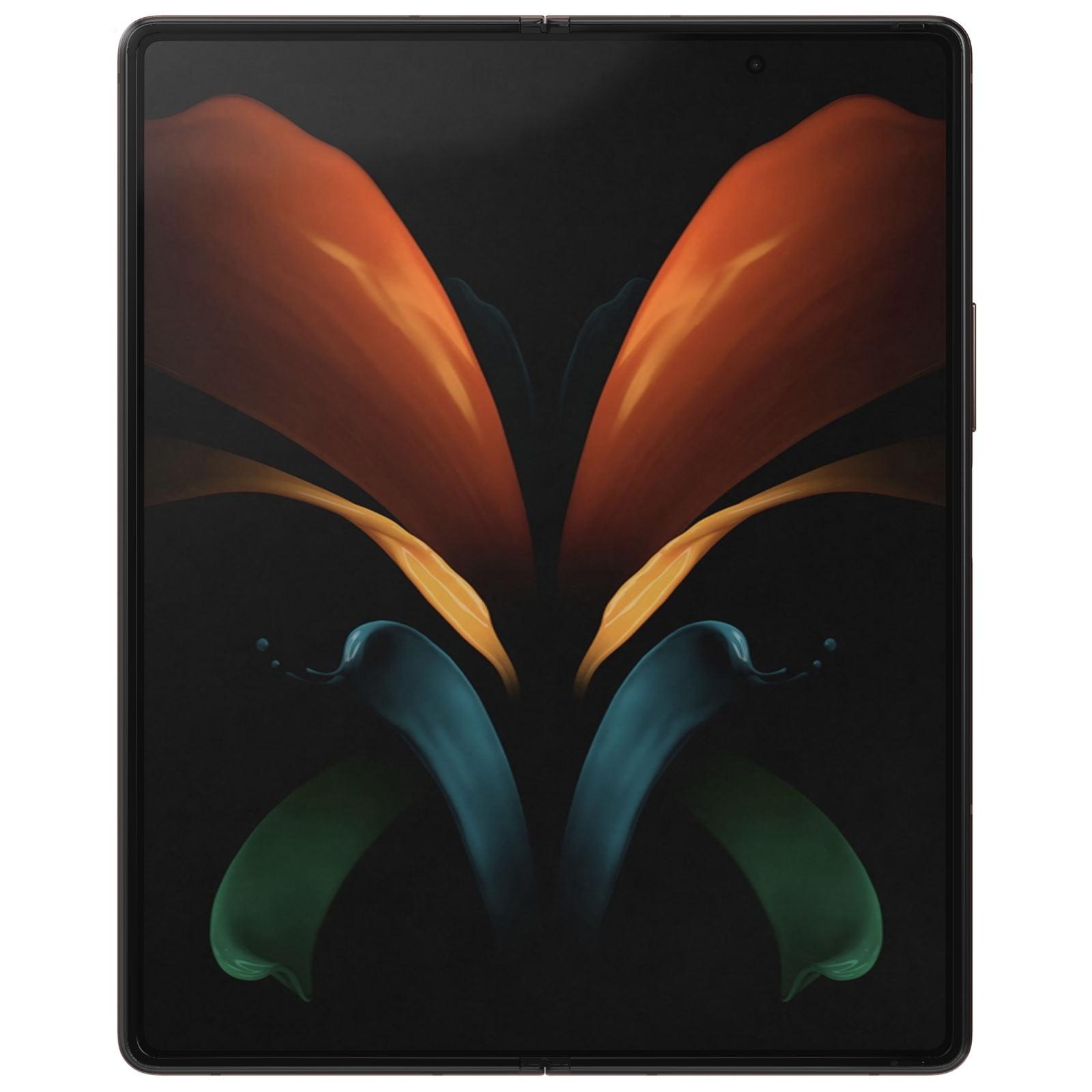 گوشی موبایل سامسونگ مدل Galaxy Z Fold2 LTE SM-F916B تک سیمکارت ظرفیت ۲۵۶ گیگابایت و رم ۱۲ گیگابایت
