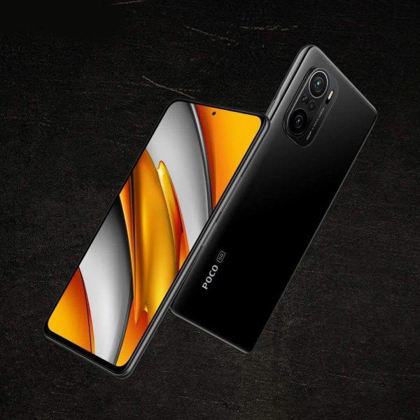 گوشی موبایل شیائومی مدل POCO F3 5G M2012K11AG دو سیم کارت ظرفیت 128 گیگابایت و 6 گیگابایت رم